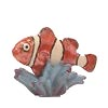 Aquatic, Hagen Renaker Miniature, Clown Fish