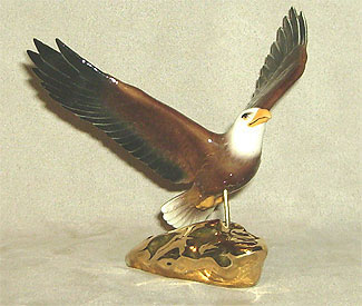 Hagen Renaker Miniature, Flying Eagle
