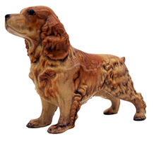 Dogs, Hagen Renaker Miniature, Cocker Pedigree