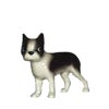 Dogs, Hagen Renaker Miniature, Boston Terrier