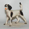 Dogs, Hagen Renaker Miniature, Happy Hound