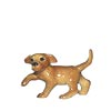 Dogs, Hagen Renaker Miniature, Lab Puppy Golden