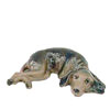 Dogs, Hagen Renaker Miniature, Sleeping Dog