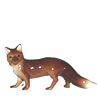 In The Woods, Hagen Renaker Miniature, Fox Mama