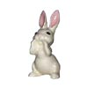 In The Woods, Hagen Renaker Miniature, Rabbit Papa