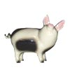 On The Farm, Hagen Renaker Miniature, Pig Papa